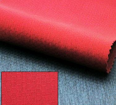 2016 NEW STYLE 300d 100% polyester fabrics honeycomb dragon jacquard PU bags vestee 300D(China (Mainland))