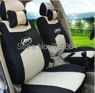 High quality Dedicated Car Version Seat Cover For Lifan Solano Smily Breez Cebrium 320 520 620 X60 Logo color seat  covers set<br><br>Aliexpress