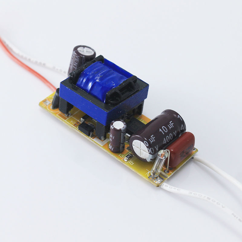 Free shipping 6-10*3W Led Driver 18W/21W/24W/27W/30W Lamp Driver Power Supply Lighting Transformer AC85-265V Output 600mA