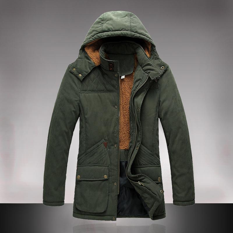 2016 high Quatity brand men's jacket men loose woolen coat thick winter coat jacket fashion people .70(China (Mainland))