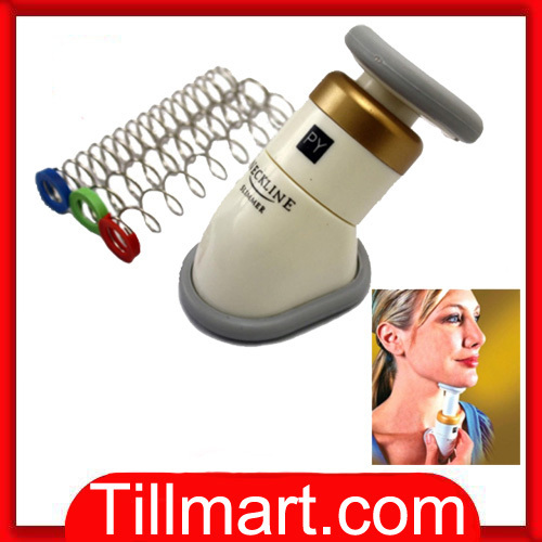 Free shipping on sale High quality Portable Neck Exerciser Thin Neckline Slimmer