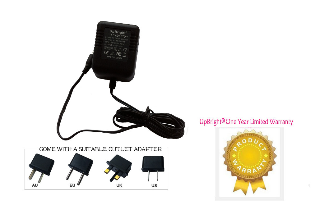 UpBright New AC-AC Adapter For PetSafe PRF-304W RF-1010-7K RF-1010M RF-3004 RFA-201 RFA-450 Petsmart Guardian PetSafe Radio PSU(China (Mainland))