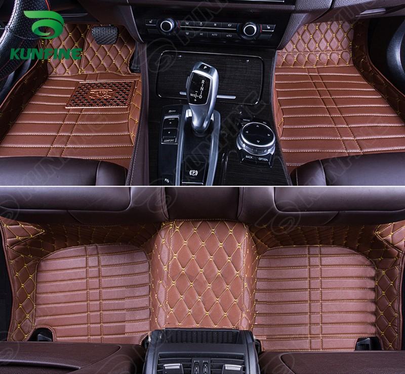 car Foot Mat 3