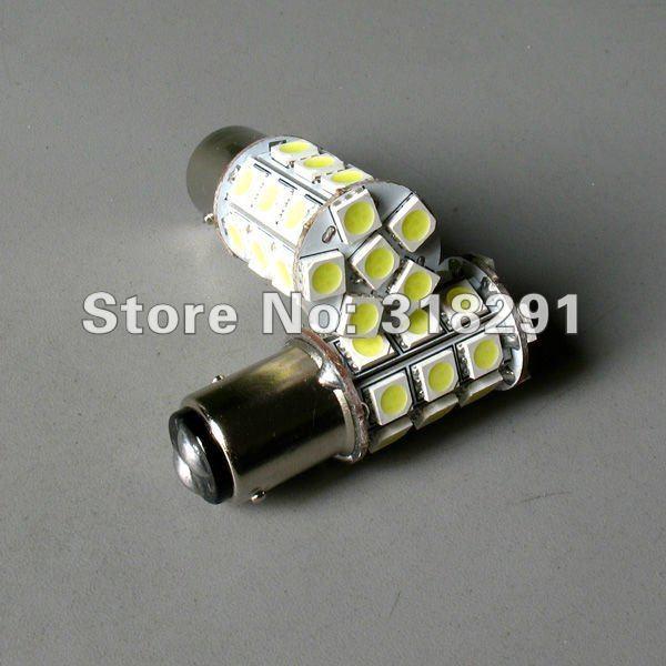 T20/T25 1156/1157/3156/3157/7440/7443 ba15s 27smd 5050 led car light