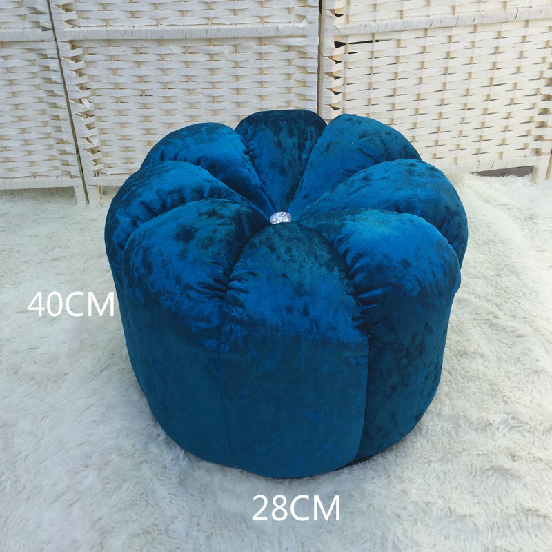 High quality modern fashion shoes stool sofa stool  outdoor stool  comfortable small in volum free  large bearing capacity