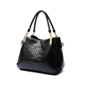 Designer Mother Child Bag Women Three Piece Suit Luxury Handbag Classy Crocodile print Shoulder Bag Crossbody