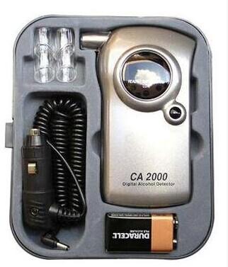 Дешевые CA2000 алкоголь детектор алкоголь тестер поддельныепотерять десять
