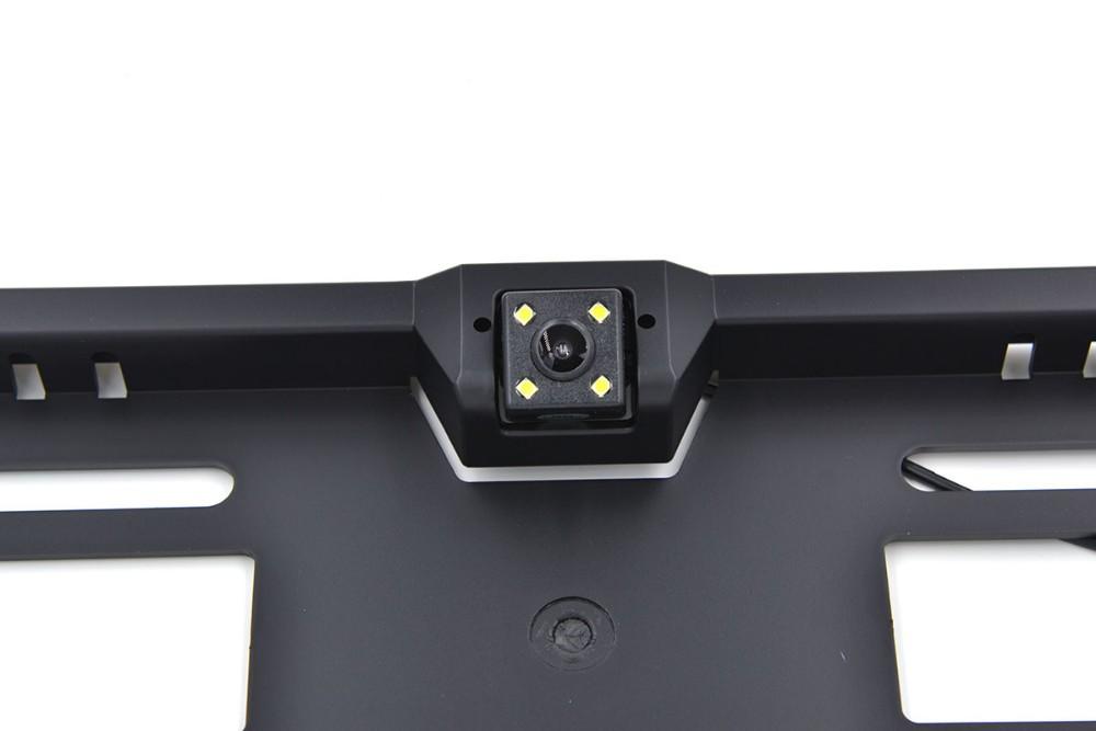 Купить Автомобиль Зеркало Заднего вида Монитор Парковочный Монитор Заднего Вида + Ночного Видения ЕС Плиты Кадров Камера Заднего Вида