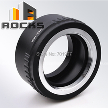 Pixco Lens Adapter Suit For M42 to Sony NEX A5100 A6000 A5000 A3000  5T 3N 6 5R F3 7 5N 5C C3 3 5 NEX-VG10 NEX-VG20 VG30 VG900