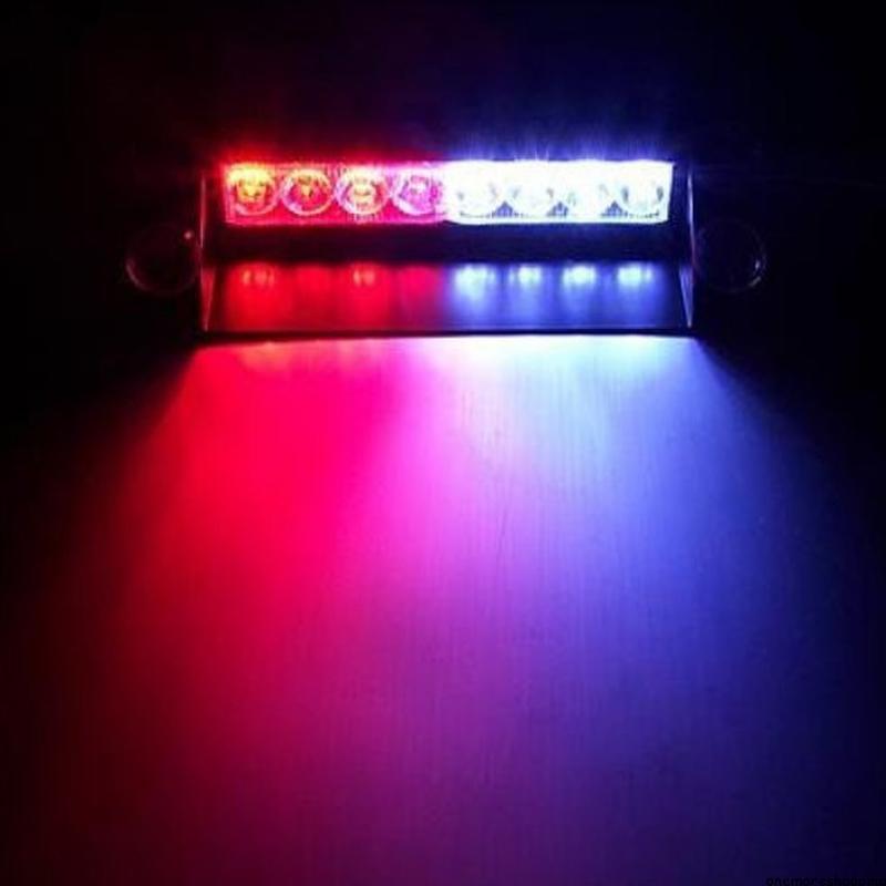Emergency Vehicle Strobe LED Lights Super Bright LEDs