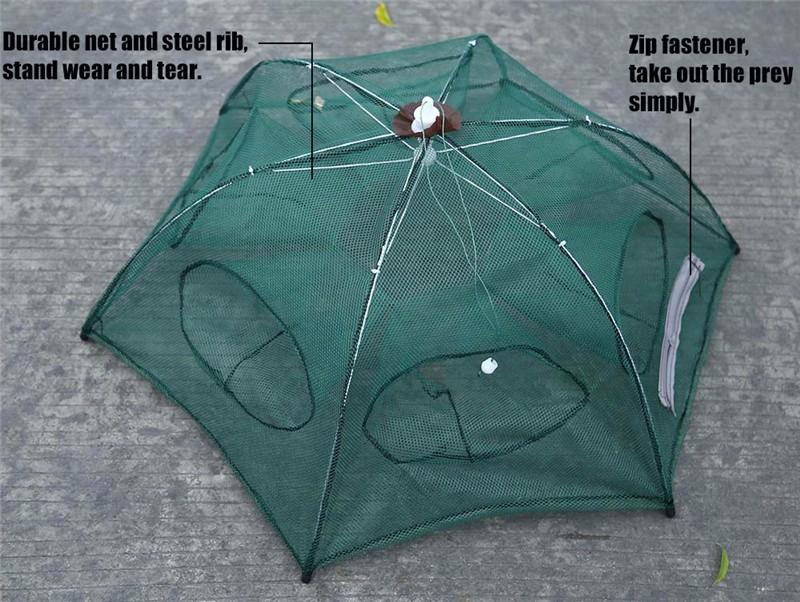 шестигранная сеть для рыбалки
