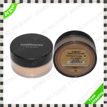 Cosmetics makeup Loose powder Make up id bare Minerals Escentuals original 8g SPF15Bisque C20 High Quality Kit Set 1Pcs 1 Pcs