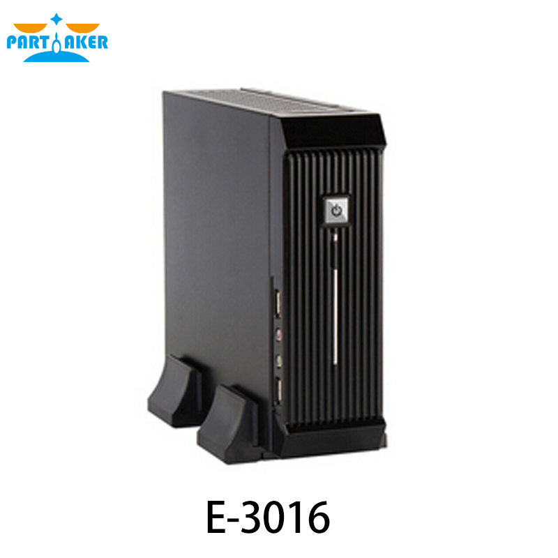 Mini ITX PC Case E-3016 with Power Supply HDD 2.5 3.5(China (Mainland))