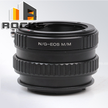Buy Pixco Adjustable Focusing Macro Infinity Lens Tube Suit Nikon F Mount G Lens Canon EOS M M2 Mirrorless Camera for $34.36 in AliExpress store