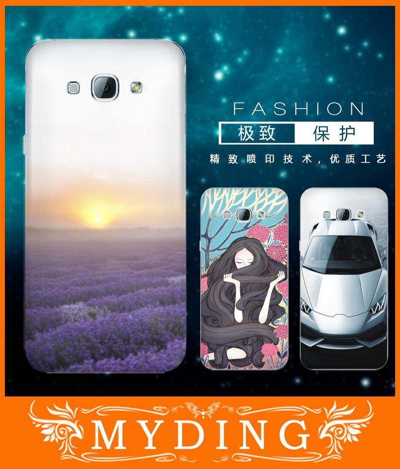 HOB Phone case phone case For Samsung_Galaxy A8/SM-A800F/SM-A8000 Dream Painted TPU Soft Case Silicone Skin Back Cover Shell(China (Mainland))
