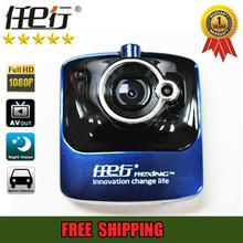 original h1 car dvr recorder, Super wide angle, full hd 1920*1080p night vision car Driving Video recorder camera free shipping(China (Mainland))