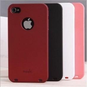 Moshi iGlaze Hard Shell Case Cover for Apple iPhone 4 4G Ultra Slim(China (Mainland))