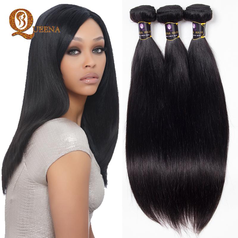 Grade 7A Malaysian Virgin Hair Straight 3Pcs Queen Hair Products Cheap Unprocessed Malaysian Hair Straight Malaysian Hair Weaves<br><br>Aliexpress