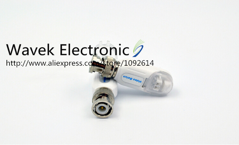 Express Install CCTV Video Balun UTP Transceiver Up to 1500M Passive Coaxial with Amplifier Circuit BNC Cat5 DVR Converter(China (Mainland))