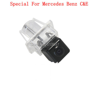 Free Shipping Car Reverse Camera for Mercedes Benz C E S CLASS CL CLASS W204 W212 W216 W221 Parking Camera Night Vision