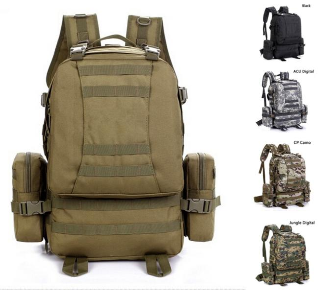 Waterproof Mens Mochilas Sports Travel Outdoor Military Camping Cycling Equipment Tactical Molle  Gear Bags Backpack Bagpack<br><br>Aliexpress