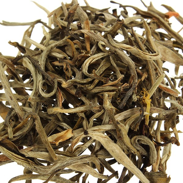 50g Premium Chinese Organic Bai Hao Yin Zhen Silver Needle White Loose Tea The Absolute High