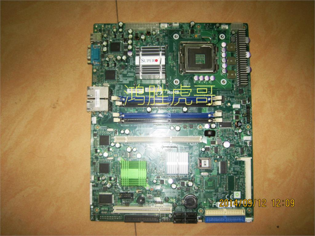 Фотография High Quality  SuperMicro PDSML-LN2+3000 CPU            sales all kinds of  motherboard