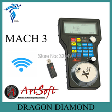 2013 Version Wireless Electronic Handwheel MPG USB Mach3 for CNC Machine