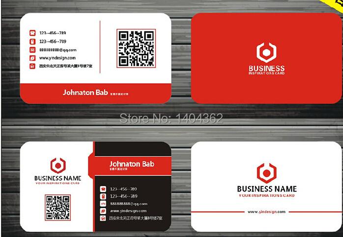 Free design custom business cards normal paper business for Custom business cards printing