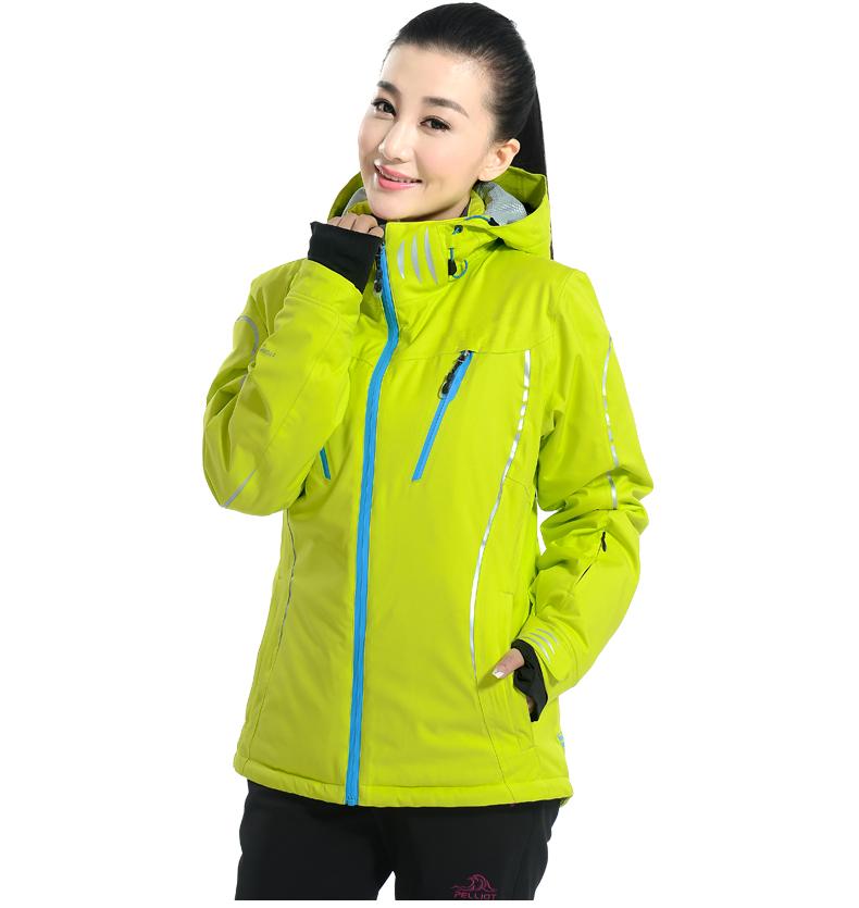 Free shipping rossignol women winte waterproof hiking outdoor suit jacket women/snowboard jacket ski suit women snow jackets(China (Mainland))