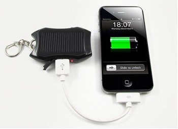 Quality Small solar charger external battery pack for mobile phones camera and digital devices free shipping