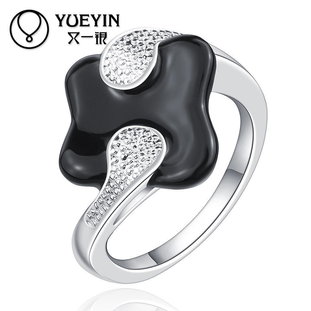 Latest Unique Design Imitation 925 Sterling Silver Rings For Women Wedding & Engagement Jewelry Accessories Party Best Gift R665(China (Mainland))