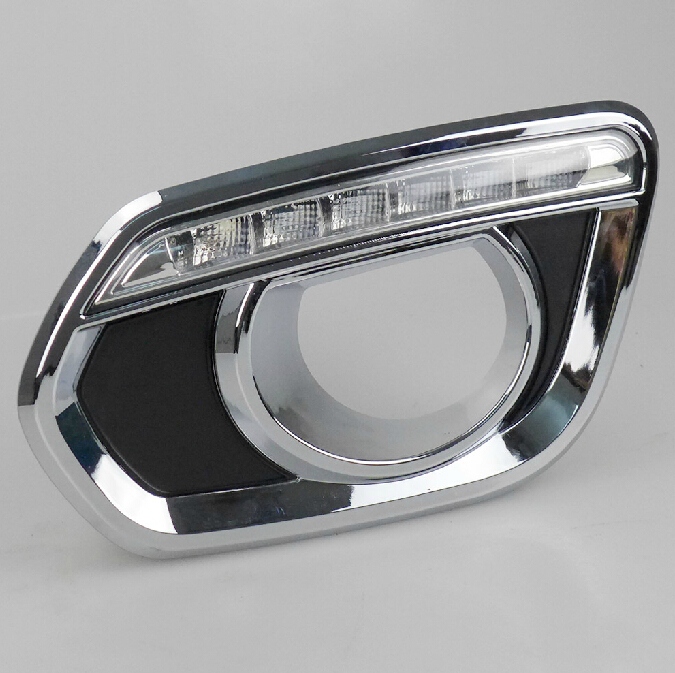 Car styling 2010-2012 Daytime running lights Great Wall Hover H6 DRL 100% Waterproof LED fog - Enjoy car home store