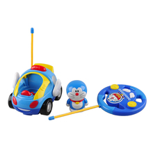 Buy Great Gifts Kids Electric RC Car Radio-controlled Speed Toys Remote Control Cartoon Car Toy 1 Year Baby Kids Music Toys for $19.02 in AliExpress store