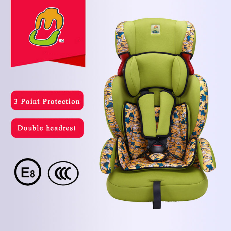 2016 Europe Version portable Baby Car Seat Child safety car seat infant baby Protect Cover for children Auto harness car carrier(China (Mainland))