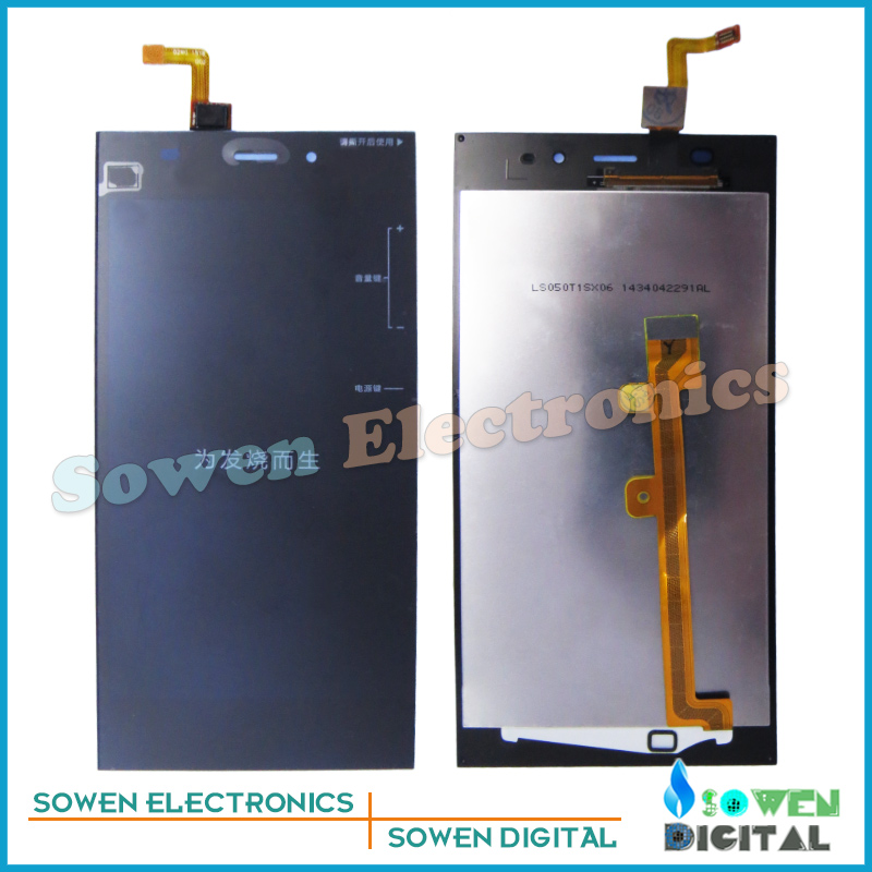 100% tested LCD display Touch Screen digitizer assembly full sets XiaoMi Mi 3 Mi3 M3 - Sowen Electronics Co., Ltd store