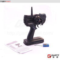 Freeshipping CY300 3 Channel Gun Controller Transmitter & Receiver For RC  Car & Boat Big Sale