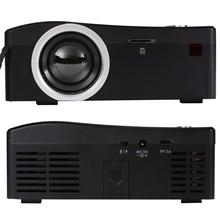 UNIC UC18  Projector Full HD HDMI AV TF USB 1080P Home Cinema Theater Beamer 400LM TFT LCD LED Video Multi Language EU AH122(China (Mainland))