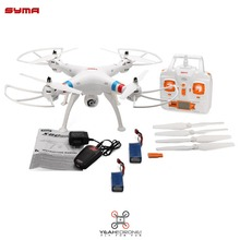 2 Batteries Drone Syma Quadcopter X8C Venture Headless Mode RC Helicopter Drone with Camera 6-axis Aerial RTF UAV YEAHDRONE