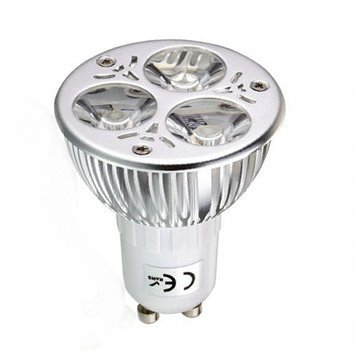 Free shipping and hotsales led spotlight GU10 6w with Epistar chip