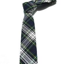 High quality men cotton and fabric linen cloth tie 5.5cm skinny necktie brand 2015 luxury gravata slim lot(China (Mainland))