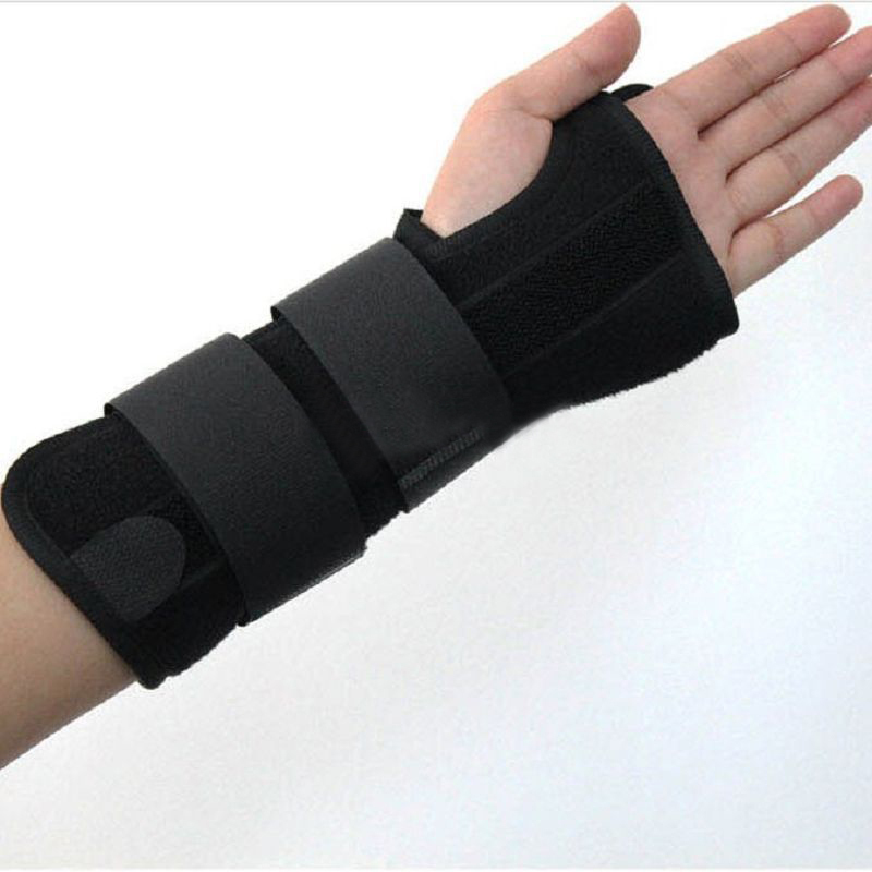 A15 Carpal Tunnel Wrist Brace Support Sprain Forearm Splint Band Stra VB371 P(China (Mainland))