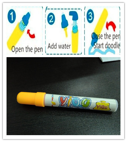 New arrivalAqua doodle Aquadoodle Magic Drawing Pen Water Drawing Pen Replacement Mat(China (Mainland))