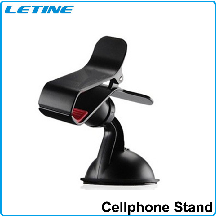 2016 Universal Windshield 360 Degree Rotating Car cellphone holder Mount Bracket Holder Stand for iPhone Cellphone GPS MP4 PDA(China (Mainland))