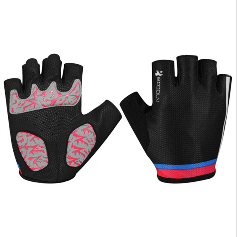 Gym gloves Body Building Training Fitness Gloves Sports Equipment Weight lifting Workout Exercise breathable Wrist Wrap(China (Mainland))