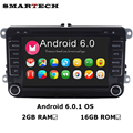 VW Radio 2G RAM Android 6 0 Quad Core Car DVD Player Stereo Navi For VW