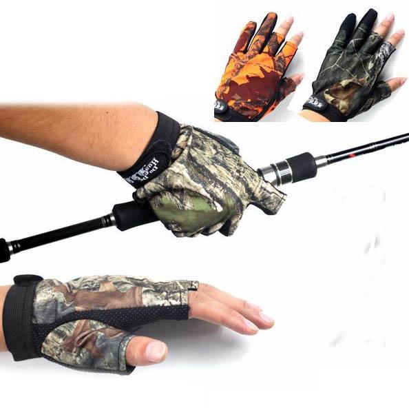 морская рыбалка перчатки