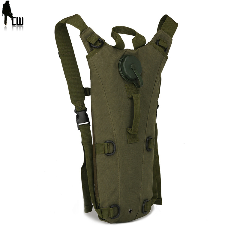 Tactics Men Camping Military Tactical Gym Bag Canvas Campus Travel Sport Backpack Camel With Water Bladder Rucksack<br><br>Aliexpress