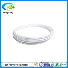 White 5pcs/lot 10M 3D Printer Filament PLA/ABS 1.75mm Pen Plastic Rubber Safe Consumables Material for Printer