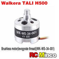 Walkera Brushless Motor Levogyrate Thread Dextrogyrate Thread (WK-WS-34-001) for Walkera TALI H500 FPV Multirotor TALI H500-Z-11